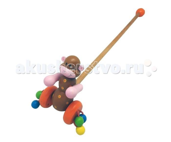 Каталки-игрушки Mapacha Мартышка