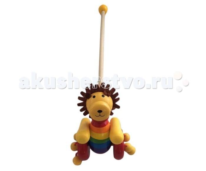 Каталка-игрушка Mapacha Львенок разобранная