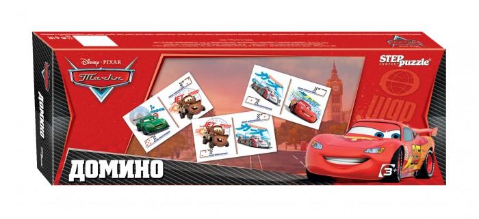 Настольные игры Step Puzzle Домино Тачки 28 карточек step puzzle 24 maxi тачки 90005
