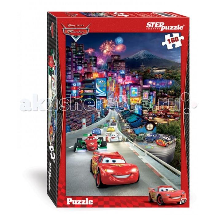 Пазлы Step Puzzle Пазл Тачки 160 элементов пазл 160 элементов конь 03052