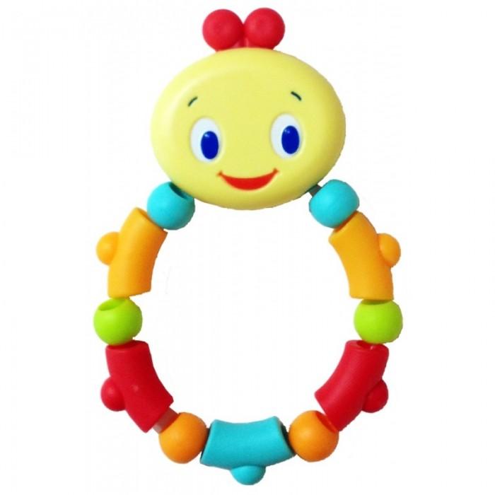 Прорезыватели Bright Starts Развивающая игрушка – Гусеничка 10221 bright starts прорезыватель карамельный круг цвет желтый