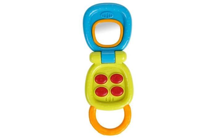 Развивающие игрушки Bright Starts Маленький телефончик bright starts развивающая игрушка маленький телефончик с 3 мес