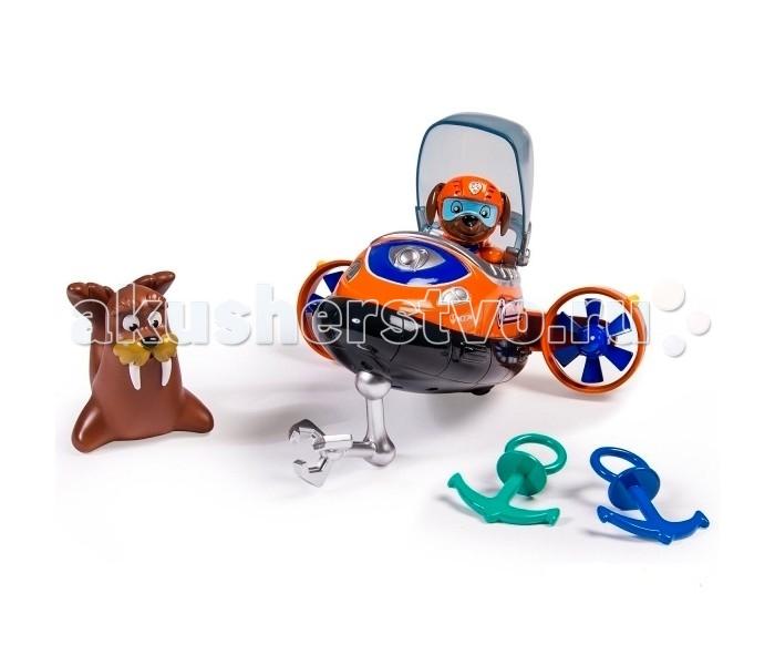 Игрушки для ванны Щенячий патруль (Paw Patrol) Набор для ванной Зума и морские приключения мешок для обуви paw patrol для девочки