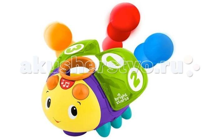 Развивающие игрушки Bright Starts Жучок 1-2-3