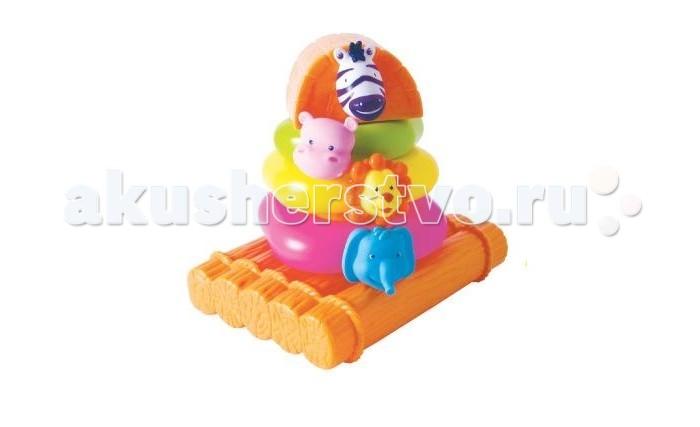 Игрушки для ванны Baby Whales Набор для купания Ноев ковчег japanese oriental om 4ik25gn sw