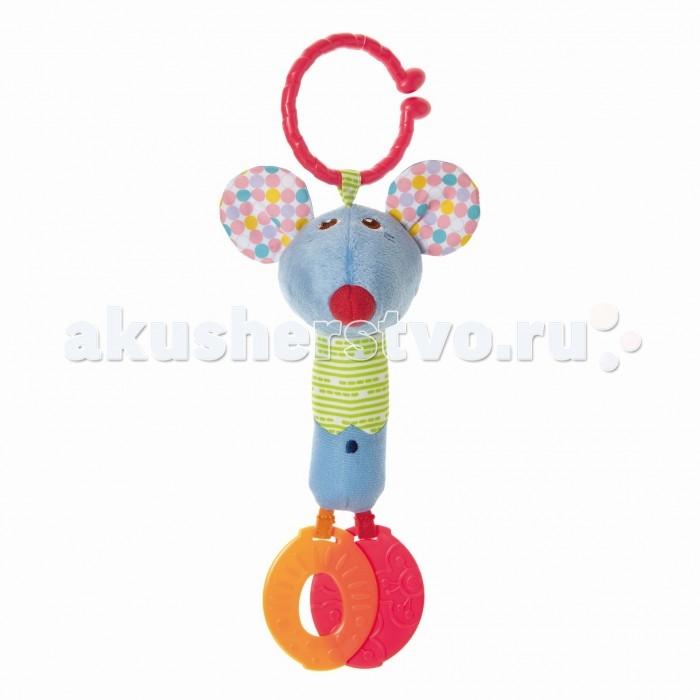 Подвесные игрушки Chicco мягкая для коляски Мышонок игрушка подвеска chicco игрушка мягкая для коляски золушка
