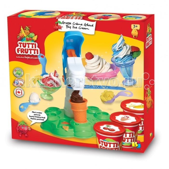 Всё для лепки Bojeux (Bj) Набор Масса для лепки Мороженное всё для лепки lori набор тесто для лепки 3 12 цветов