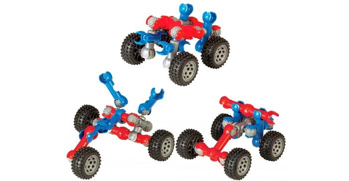 Конструкторы Zoob Mobile Mini 4-Wheeler 16 деталей wheeler protron 700 m