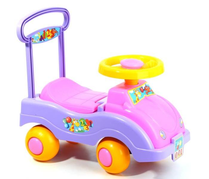 Фото - Каталки Спектр Автомобиль для девочек каталки технок автомобиль для прогулок т6665