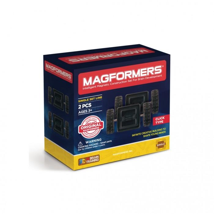 Купить Конструкторы, Конструктор Magformers Click Wheels 2 детали