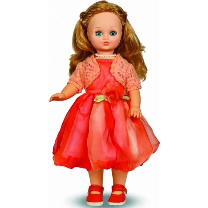 Куклы и одежда для кукол Весна Кукла Лиза 19 (озвученная) куклы и одежда для кукол весна кукла олеся 8 озвученная 35 см