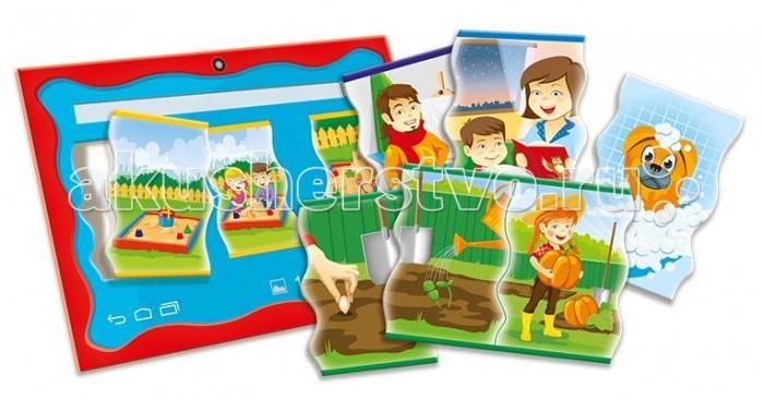Развивающие игрушки Trefl Что за чем настольная игра озэто за рулем 5 480749