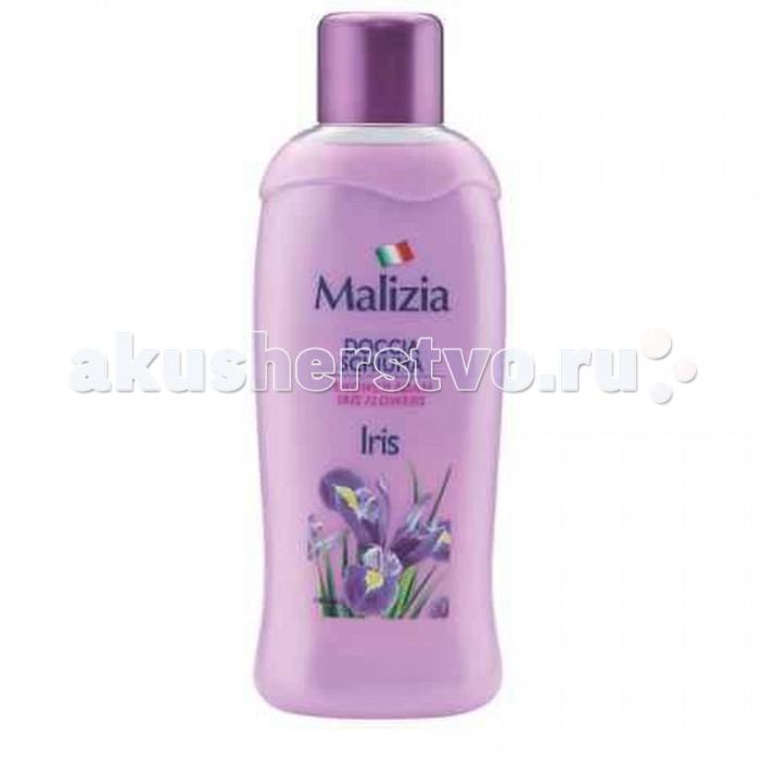 Косметика для мамы Malizia Пена для душа Fresca Vitalita Iris Flower 1 л косметика для мамы malizia пена для душа и ванны молоко milk 1 л
