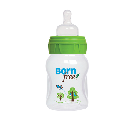 Бутылочки BornFree пластик 160 мл бутылочки для кормления