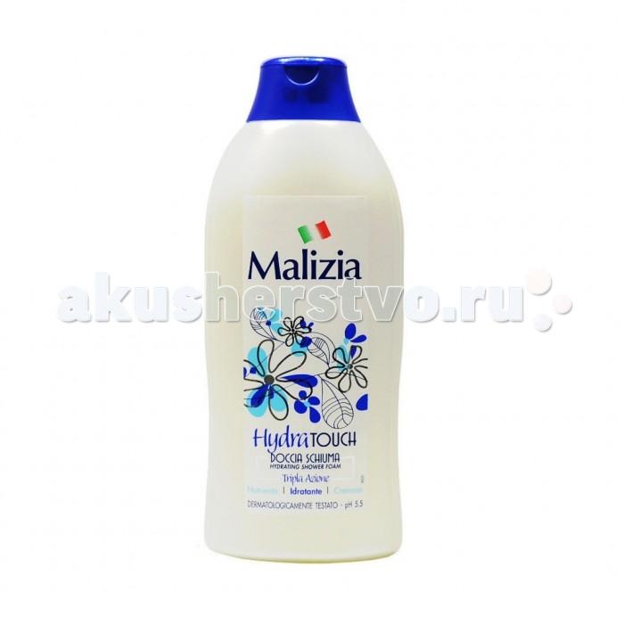 Косметика для мамы Malizia Пена для душа Hydra Touch 750 мл пена монтажная mastertex all season 750 pro всесезонная