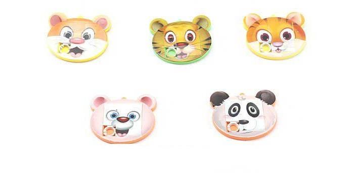 Игры для малышей Shantou Gepai Логическая игра Веселые картинки 6 см глотова м д 1000наклеекумнмозаика веселые картинки для малышей