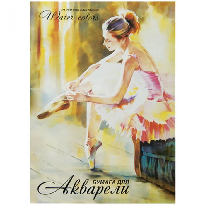Принадлежности для рисования Палаццо Папка для акварели Балет А2 20 листов принадлежности для рисования палаццо папка для акварели балет а2 20 листов