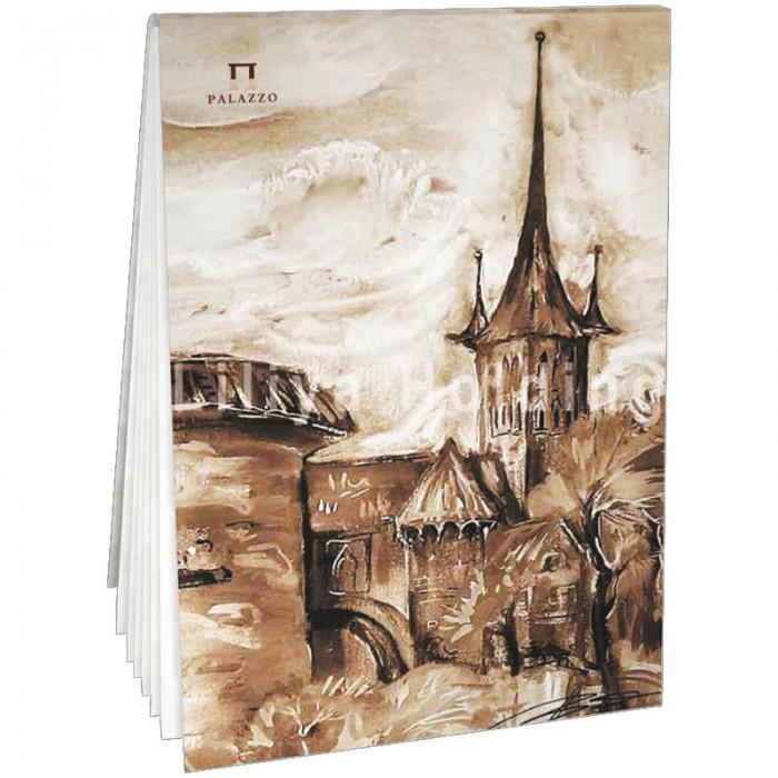 Принадлежности для рисования Палаццо Планшет для акварели Старый Таллин А5 20 листов принадлежности для рисования палаццо папка для акварели балет а2 20 листов