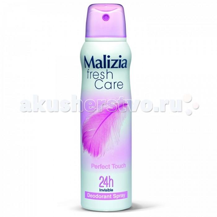 Косметика для мамы Malizia Дезодорант-антиперспирант женский Fresh Care Perfect Touch 150 мл дезодорант garnier термозащита женский