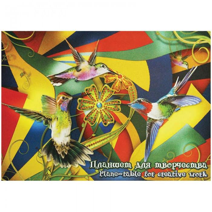 Принадлежности для рисования Палаццо Планшет для рисования Калейдоскоп А3 4 цвета 20 листов бумага для пастели 20 листов а3 4 089