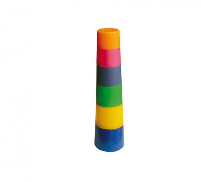 Развивающие игрушки Спектр Игра Пирамида Башня 6 эл. развивающие игрушки стеллар пирамида занимательная большая