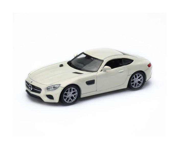 Машины Welly Модель машины 1:34-39 Mercedes-Benz AMG GT welly модель машины 1 34 39 mercedes benz sls amg welly