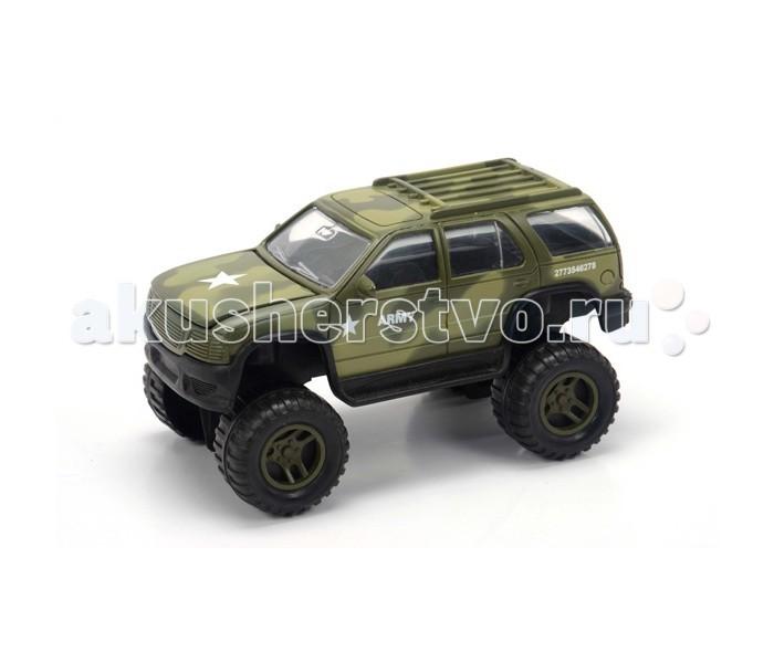 Машины Mighty Wheels Soma Военный внедорожник 18 см машины mighty wheels soma военный перевозчик танк 28 см