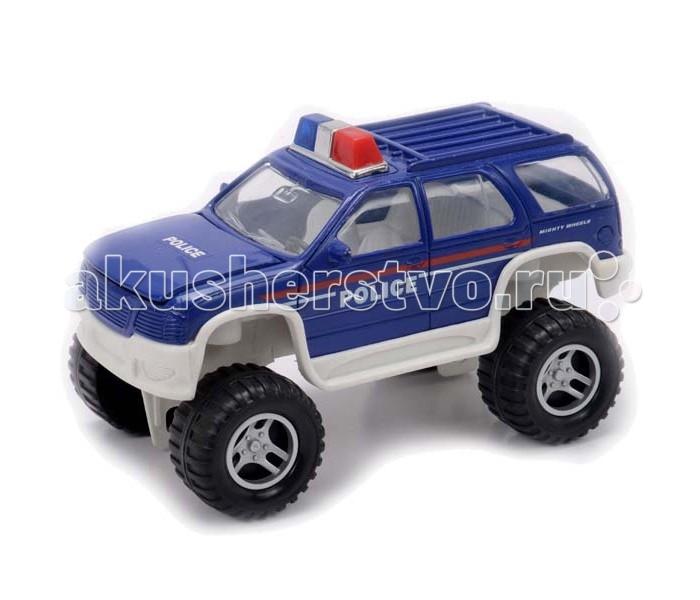 Mighty Wheels Soma Полицейский внедорожник 18 см