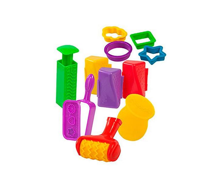 Всё для лепки Skwooshi Набор для творчества игровой - масса для лепки и аксессуары skwooshi набор для лепки с аксессуарами бургер
