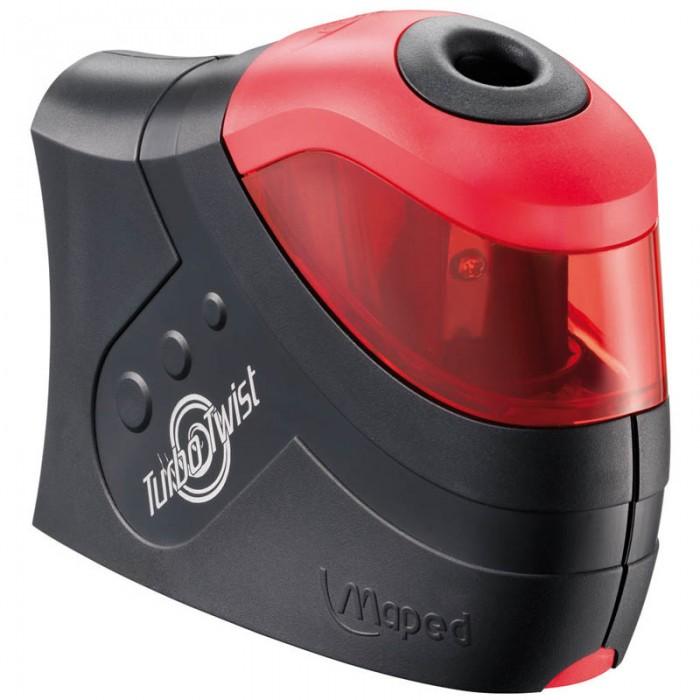 Купить Канцелярия, Maped Точилка электрическая Turbo Twist 1 отверстие