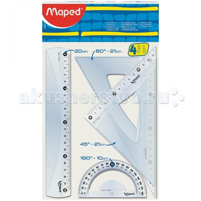 Maped Набор чертежный Start миди
