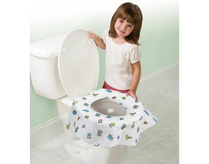 Summer Infant Защитная накладка на унитаз, 20 шт