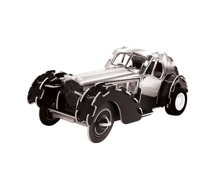 Пазлы IQ 3D Пазл Ретро автомобиль 57SC Coupe инерционный 26 элементов пазлы magic pazle объемный 3d пазл эйфелева башня 78x38x35 см