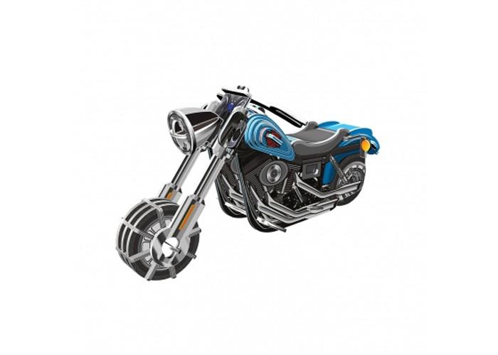 Пазлы IQ 3D Пазл Мотоцикл Wide G инерционный 42 элемента пазлы iq 3d пазл пизанская башня