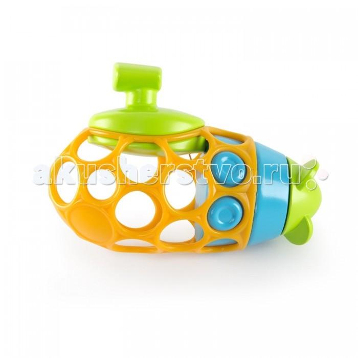 Игрушки для ванны Oball Развивающая игрушка Подводная лодка разноцветная мозаика для малышей самолет подводная лодка 2835