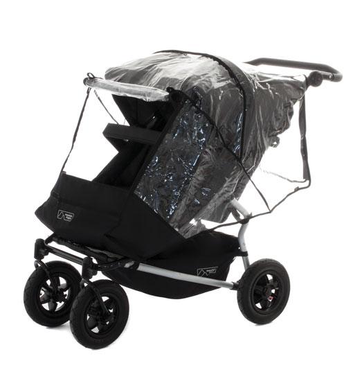 Детские коляски , Дождевики Mountain Buggy для Duet арт: 18385 -  Дождевики