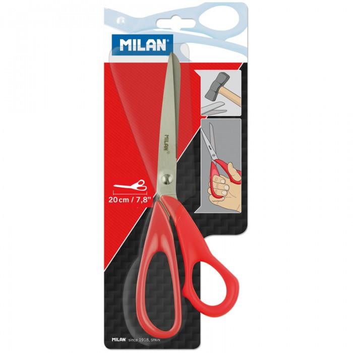 Канцелярия Milan Ножницы 20 см канцелярия milan ножницы 20 см
