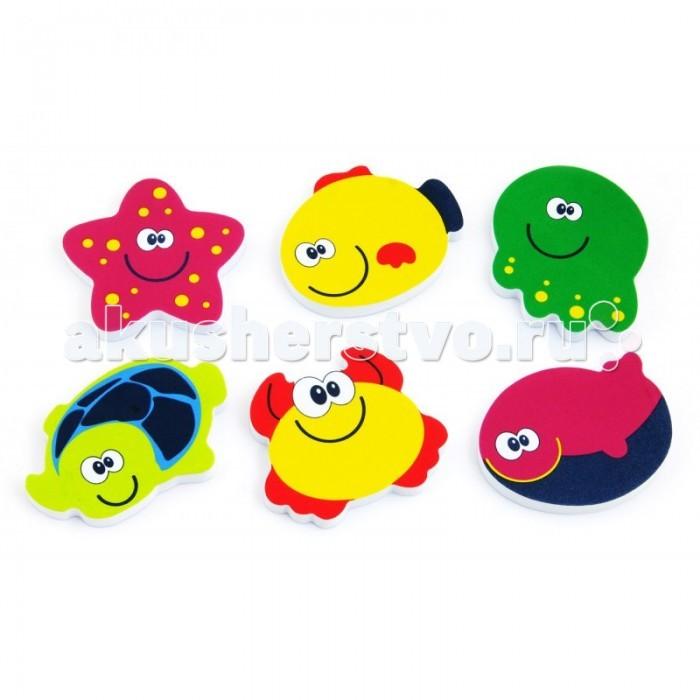 Игрушки для ванны Baby Mix Игрушки для купания Sea world игрушки чтобы играть в хоккей