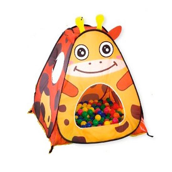 Calida Дом-палатка+100 шаров Жираф