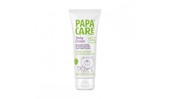 Косметика для новорожденных Papa Care Детский крем под подгузник 100 мл papa care детский крем для кожи 100 мл