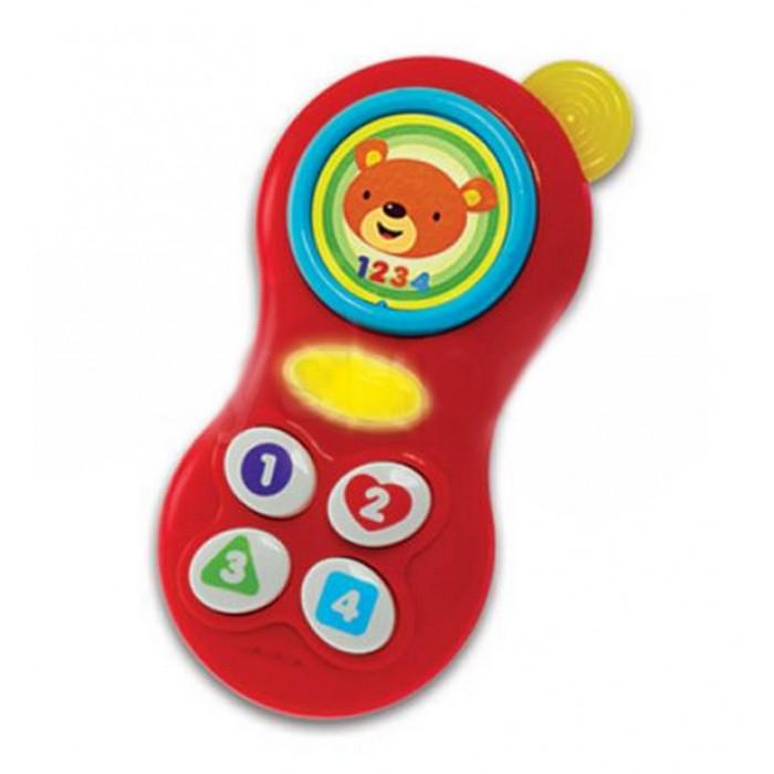 Развивающие игрушки Winfun Телефон музыкальный развивающий развивающие игры