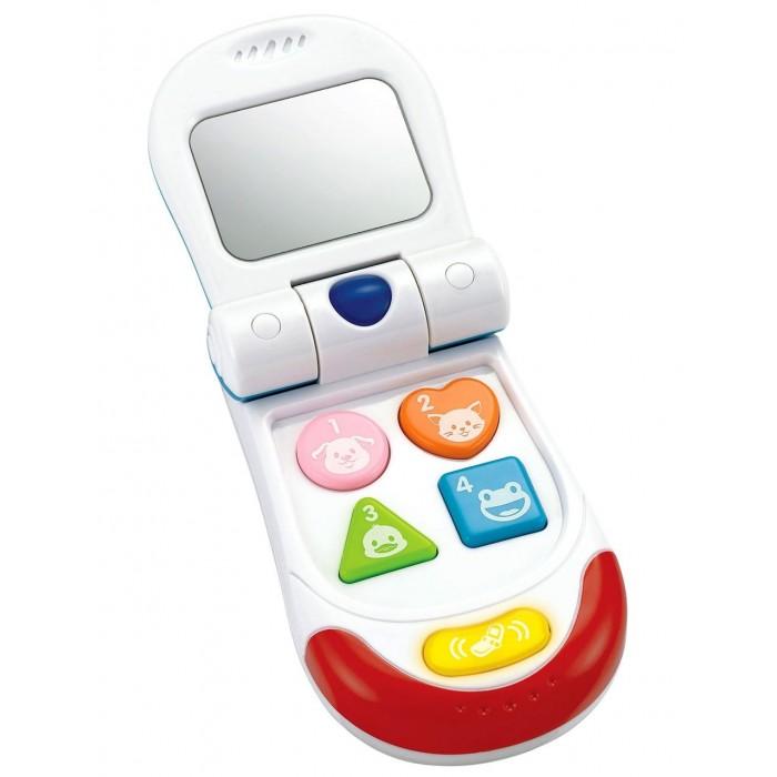 Развивающие игрушки Winfun Телефон мобильный музыкальный какой телефон лучше телефон