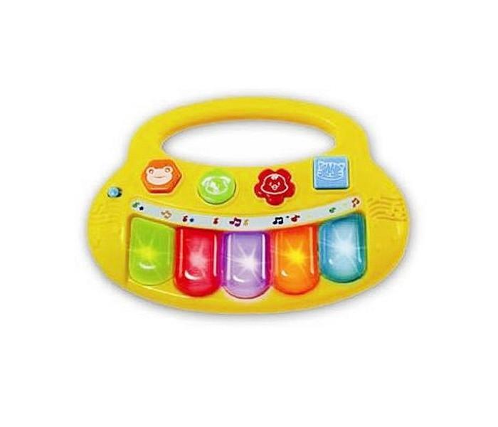 Развивающие игрушки Winfun Пианино музыкальное развивающее банкетку для пианино в новокузнецке