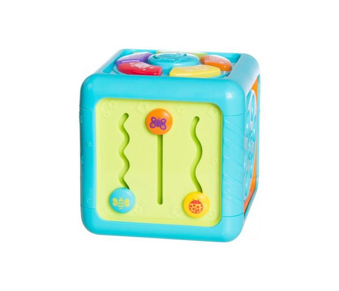 Развивающие игрушки Winfun Кубик-книжка развивающие игрушки winfun телефон музыкальный развивающий