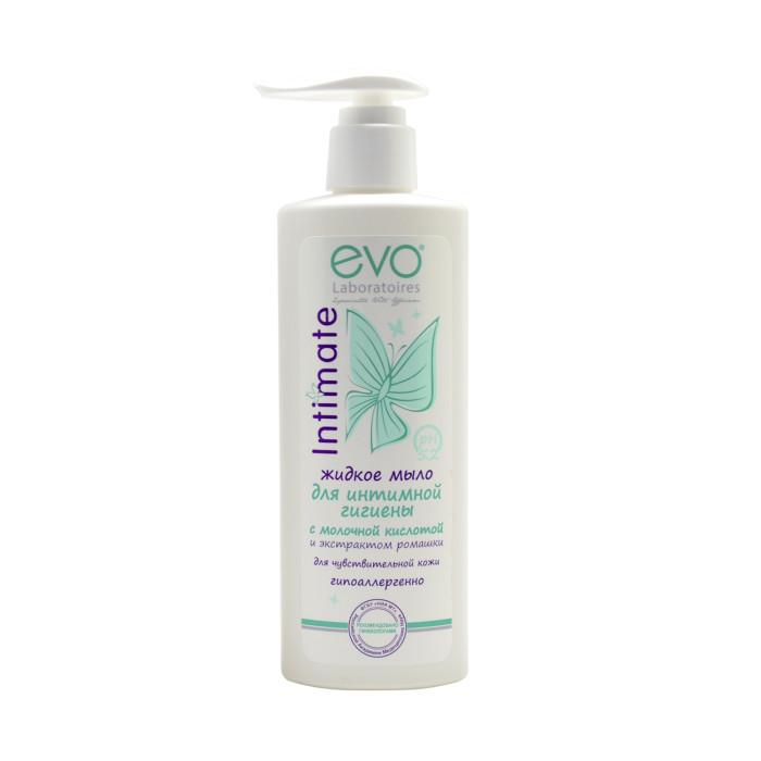 где купить Косметика для мамы Аванта Evo Intimate Жидкое мыло для интимной гигиены для чувствительной кожи 200 мл дешево