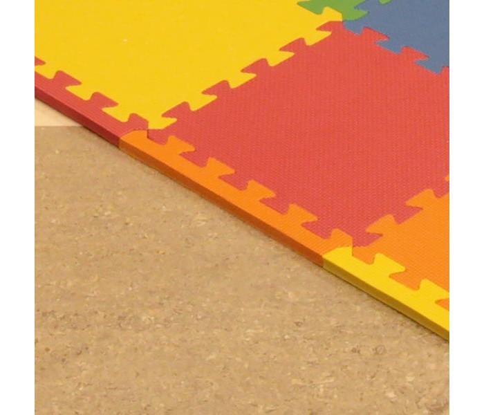 Игровые коврики FunKids Бордюр обычный для ковриков пазлов 12 купить в саратове формы для изготовления бордюра для грядок