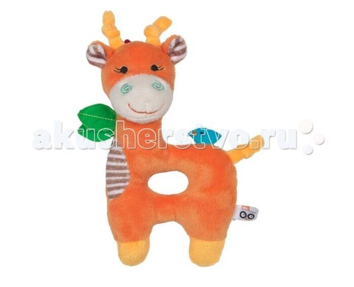 Погремушки Zoocchini Жираф погремушки lorelli toys игрушка жираф погремушка