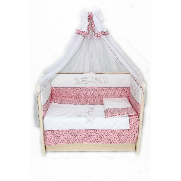 Комплект в кроватку Nino Elefante (6BB предметов)