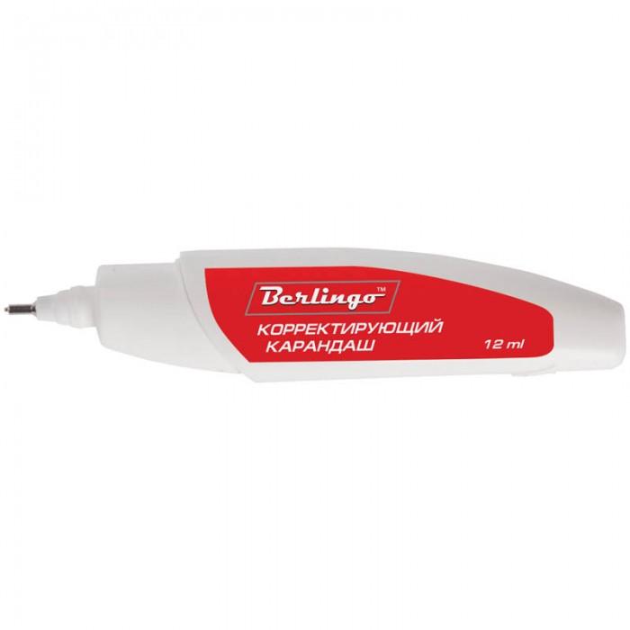 Канцелярия Berlingo Корректирующий карандаш 12 мл канцелярия