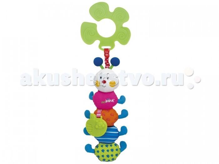 Подвесные игрушки KS Kids Гусеничка развивающие игрушки ks kids музыкальный кубик